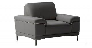 Cherish 1-Seat Sofa Grey