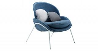 Uu Arm Chair Dk. Blue/Beigedk. Grey