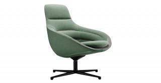 D3 Arm Chair Green/Grey