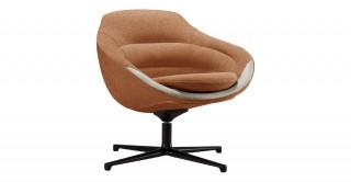 D3 Arm Chair Orange/Beige