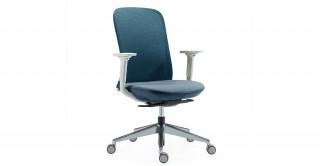Aveza Office Chair Dark.Blue/Light.Blue