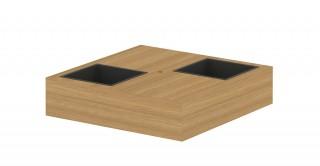 F6 Coffee Table Oak