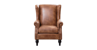 Tomy Arm Chair Brown