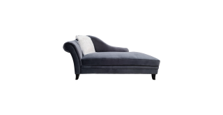 Sandy Chaise Lounge Grey