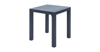 Tall Side Table Grey