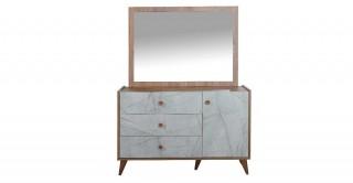 Alexa Dresser With Mirror