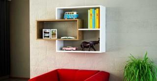 Sementha Wall Shelf