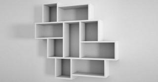 Parola Wall Shelf
