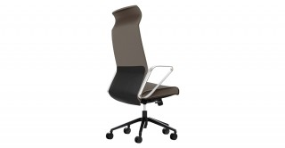 Loisa Office Chair Taupe