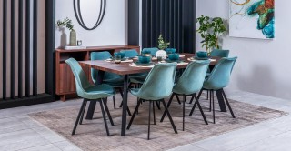 Max Dining Table Brown
