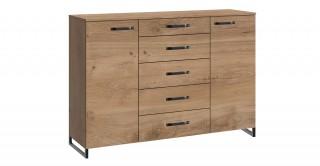 Detroit Dresser Table