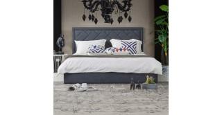 Tetris Bed 180 x 200 - Dark Grey
