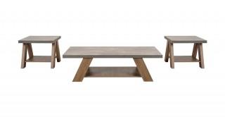 Carlton Coffee Table & 2 End Table