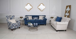 Cassandra Sofa Set