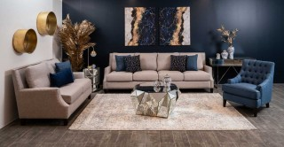 Draven Sofa Set