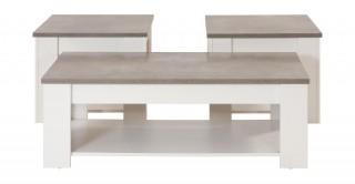 Arkin Coffee Table & 2 End Table
