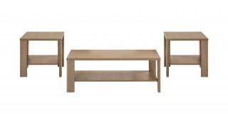 Cedy Coffee Table & 2 End Table