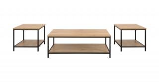 Karyl Coffee Table & End Table