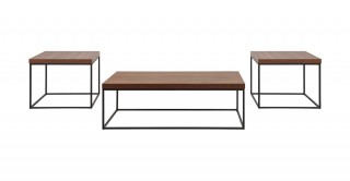 Everton Coffee Table & 2 End Table