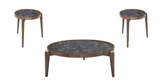 Restore Coffee Table & 2 End Tables