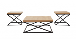Polly Coffee Table & End Table
