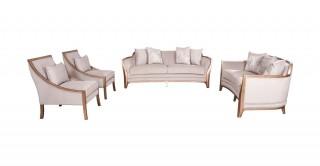 Budapest Sofa Set 3+2+1+1