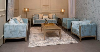 Prague Sofa Set With Table