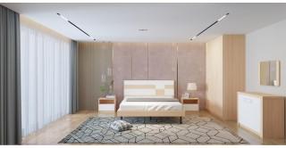 Lennon Bedroom Set With Wardrobe