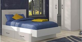 Ugo 4-Piece Kids Bedroom Set