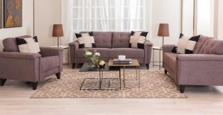 Queenstown Sofa Set Brown
