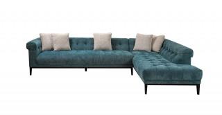 Darwin Corner Sofa Blue