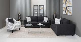 Wanoma Sofa Set Grey