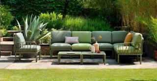 Komodo Sofa Set