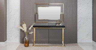 Jever/Issy Console With Mirror