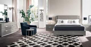 Iris Bedroom Set, 5 Pieces
