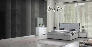 Eva Bedroom Set Without Wardrobe, 4 Pieces