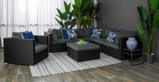 Luke Corner Sofa