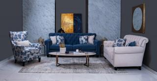 Casom 3+2+1 Sofa Set