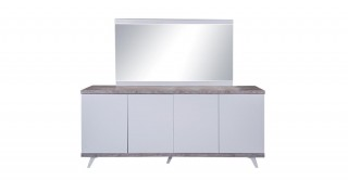 Treviso Buffet With Mirrors