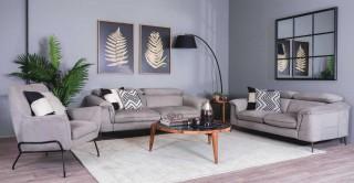 Alfredo 3+2 Sofa Set
