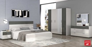 Hope Bedroom Set + Relax Mattres