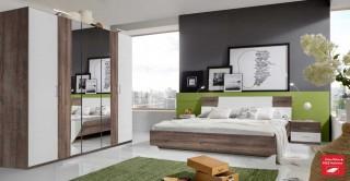 Svenja Bedroom Set + Relax Mattress