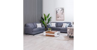 Nevada Sofa Set Grey
