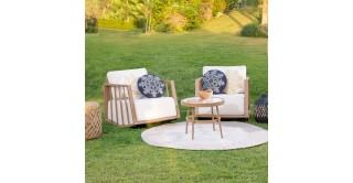 Elche Rocking Chair Set