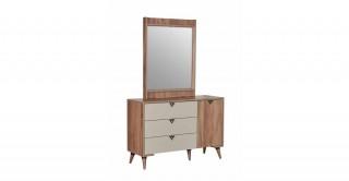 Santiago Dresser With Mirror