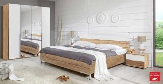 London Bedroom Set + Relax Mattres